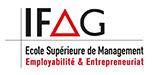 Logo IFAG Ecole de Management